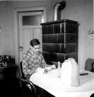 Preu ers galerie bernds jugendzeit in diesbar 1950 bis for Wohnzimmer 1950